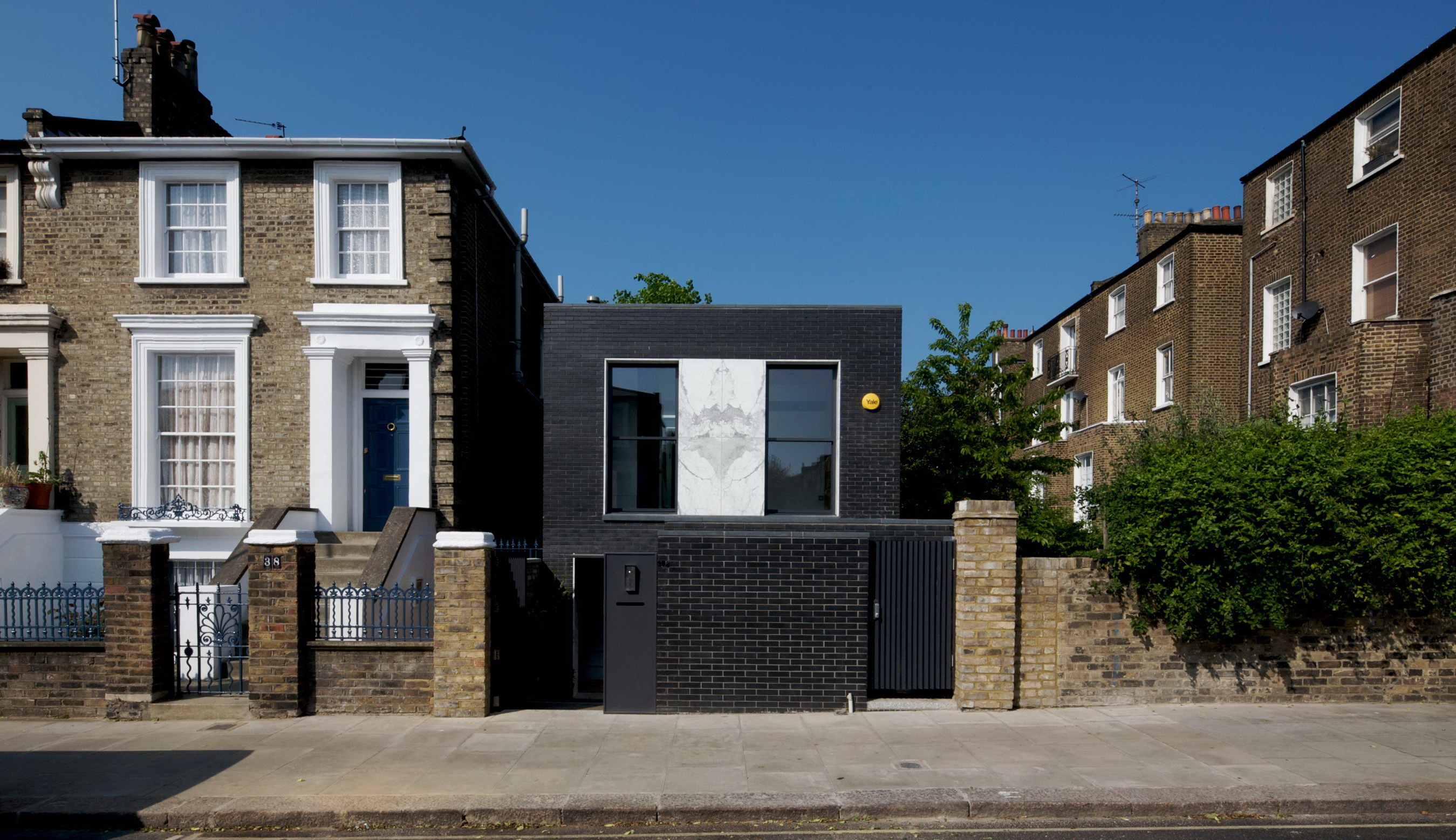 The Shadow House by Liddicoat & Goldhill