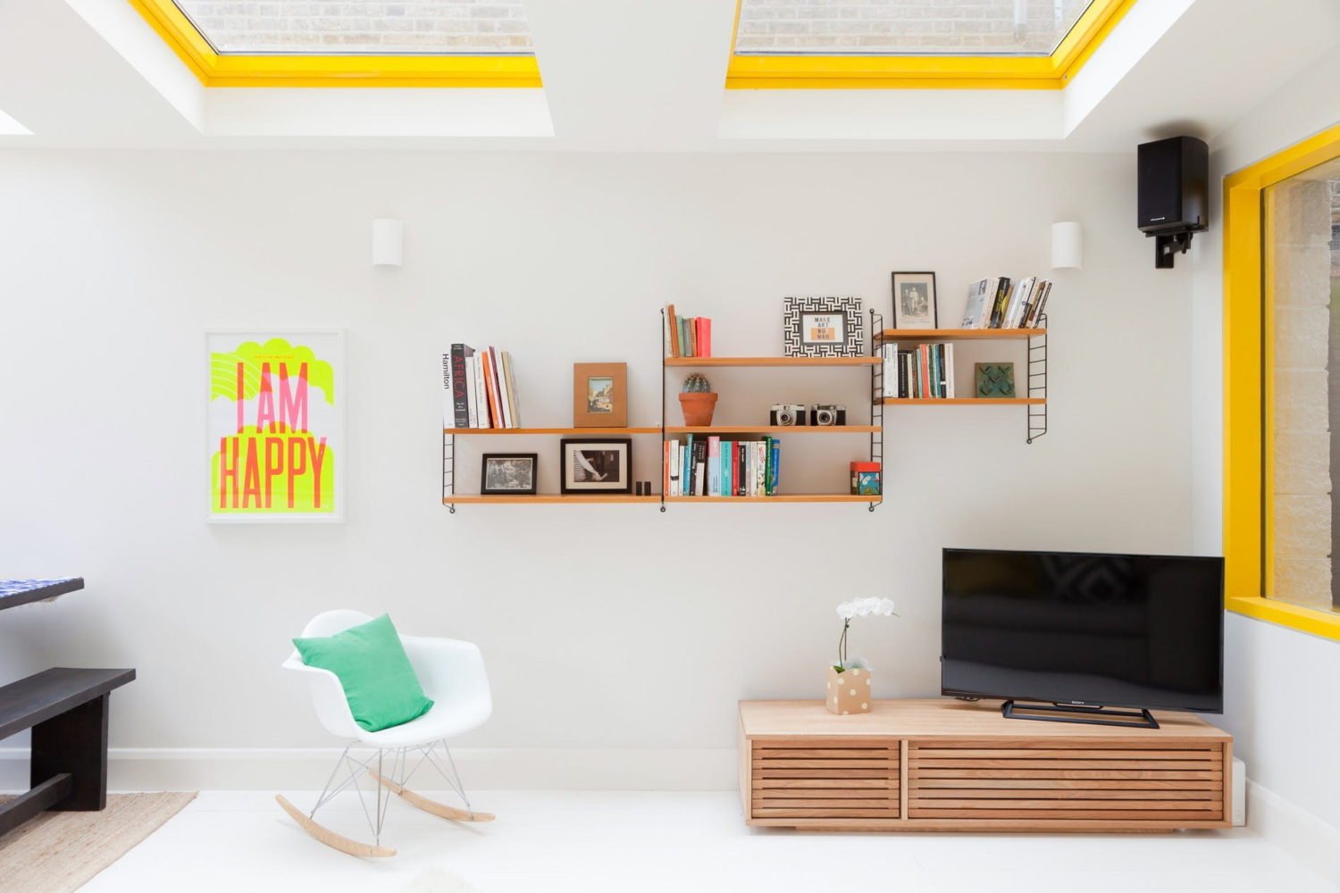 Yellow House | First-Floor Addition by nimtim architects