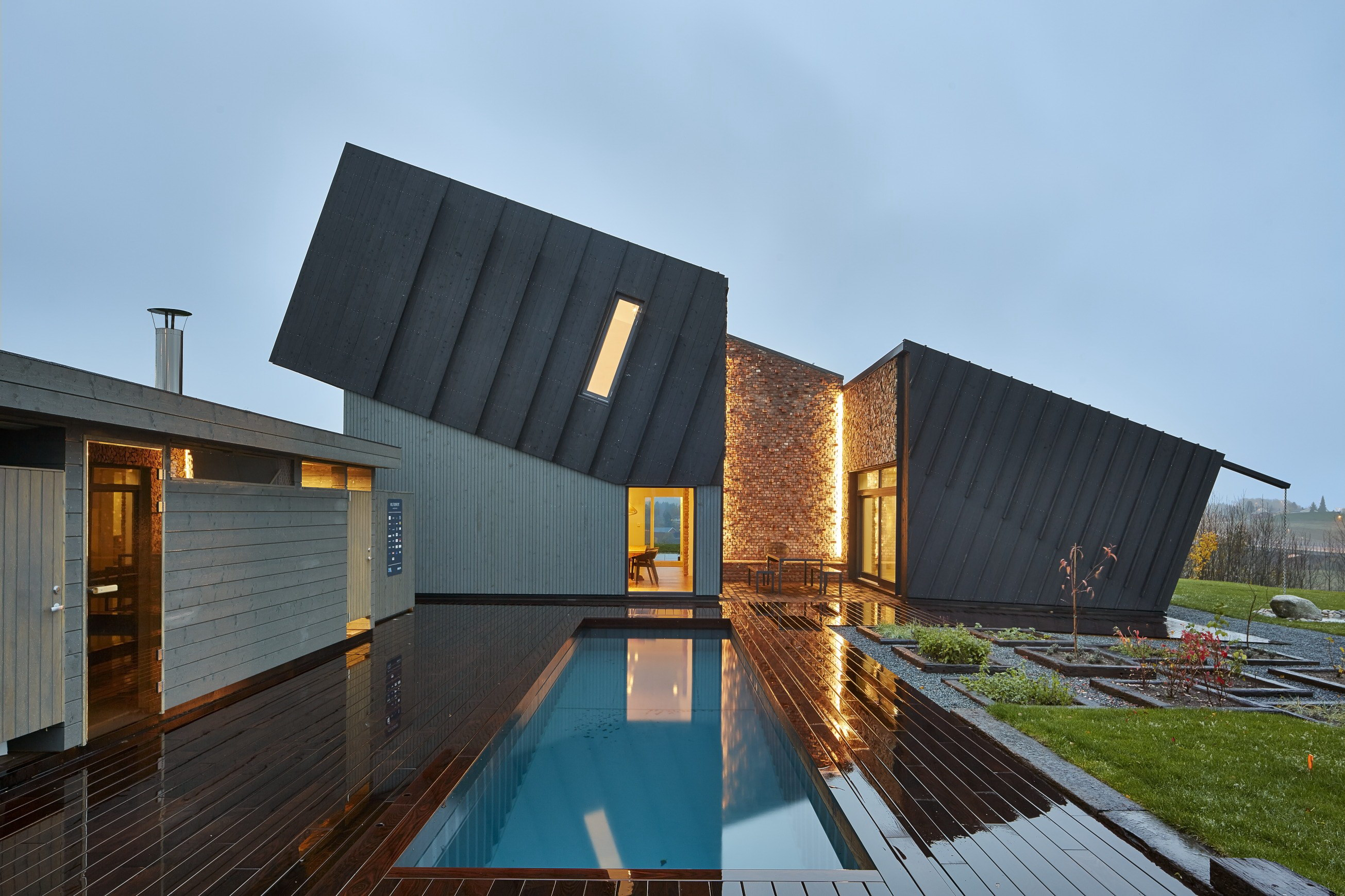ZEB Pilot House | Family House by Snøhetta