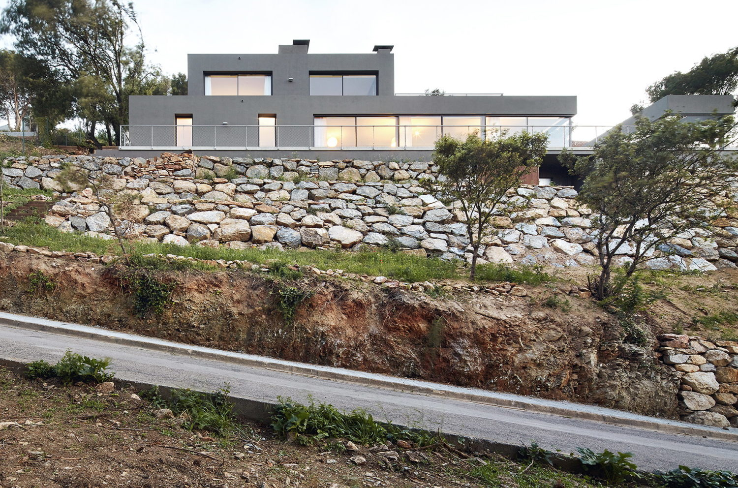 Sebbah House | Two-Storey House Overlooking the Sea