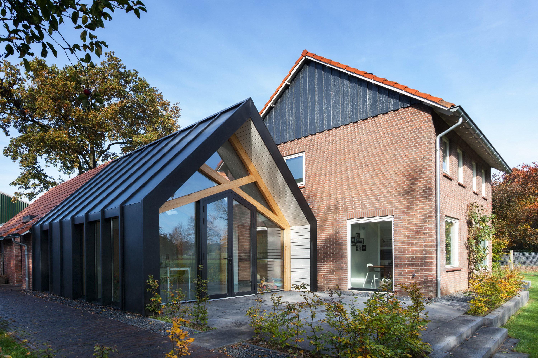 Barn Living | Farmhouse Renovation by Bureau Fraai