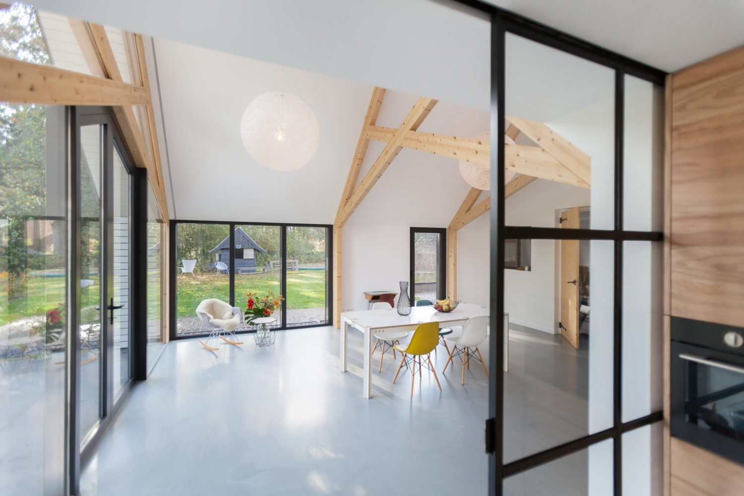 Barn Living | Farmhouse Renovation by Bureau Fraai