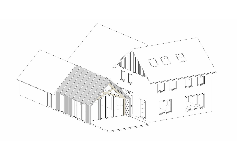 Barn Living   Farmhouse Renovation by Bureau Fraai