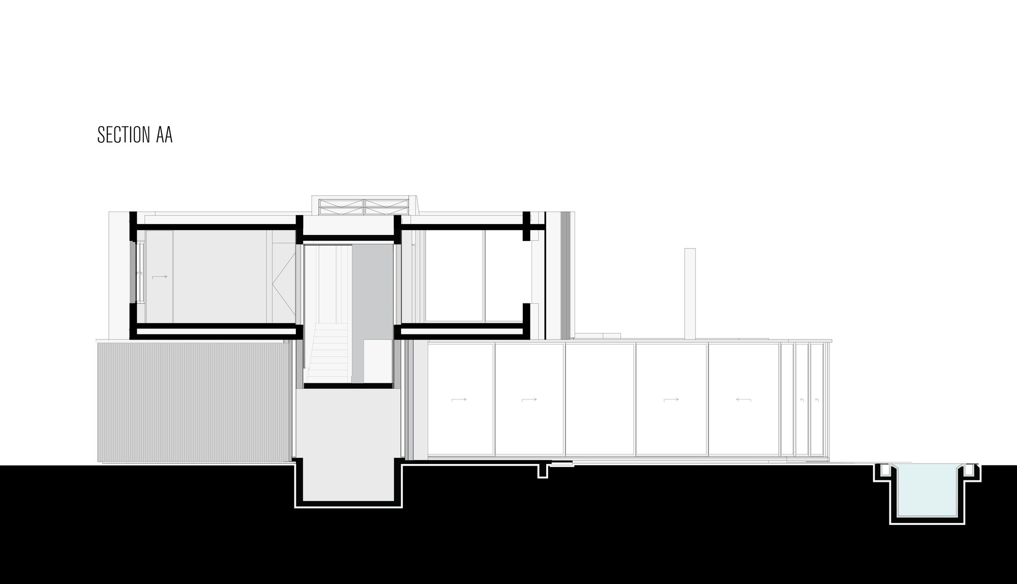 Enseada House | Beach House by Arquitetura Nacional