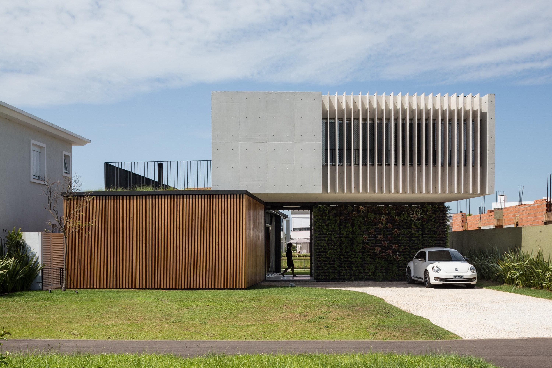 Enseada House   Beach House by Arquitetura Nacional