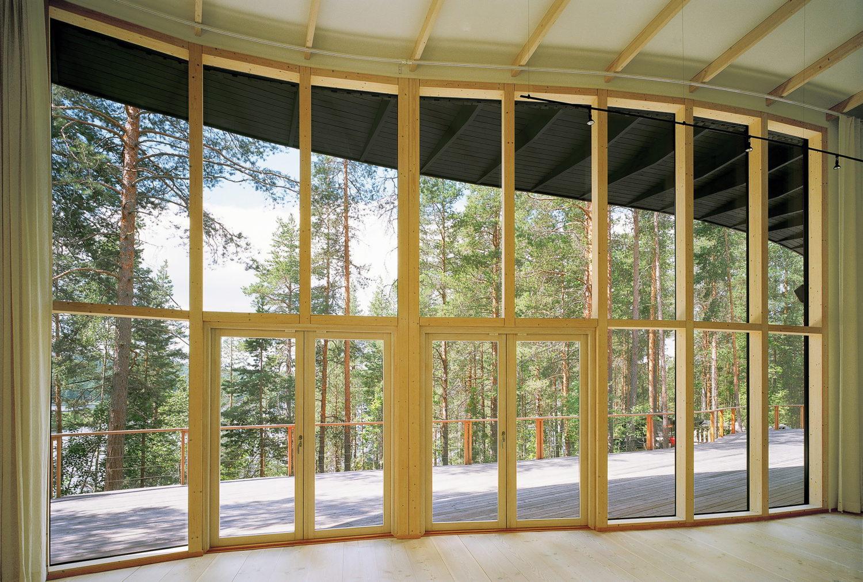 Villa Musu | Forest House by Sanaksenaho Architcets