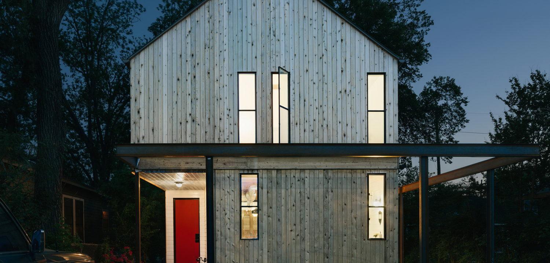 Garden Street Residence by Pavonetti Architecture