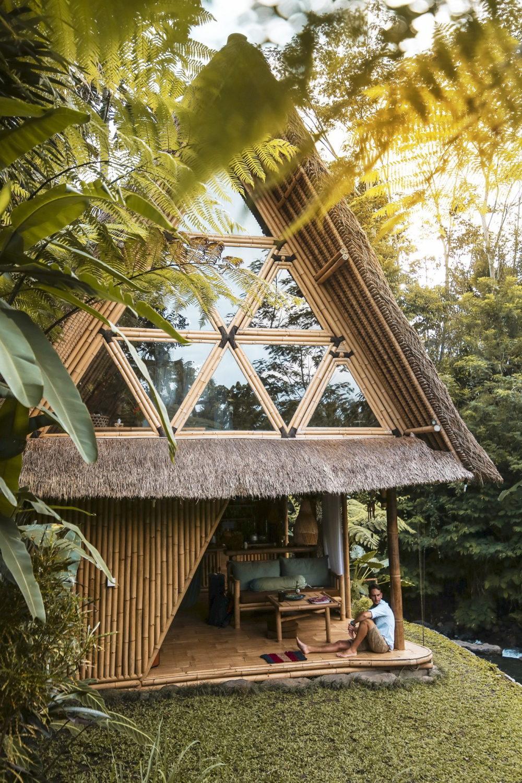 Hideout Bali | Eco Bamboo Home | Cabins in Bali