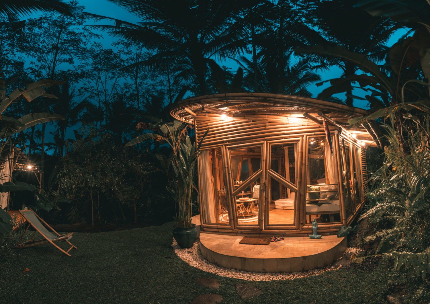 Hideout Bali | Eco Bamboo Home | Cabins in Bali