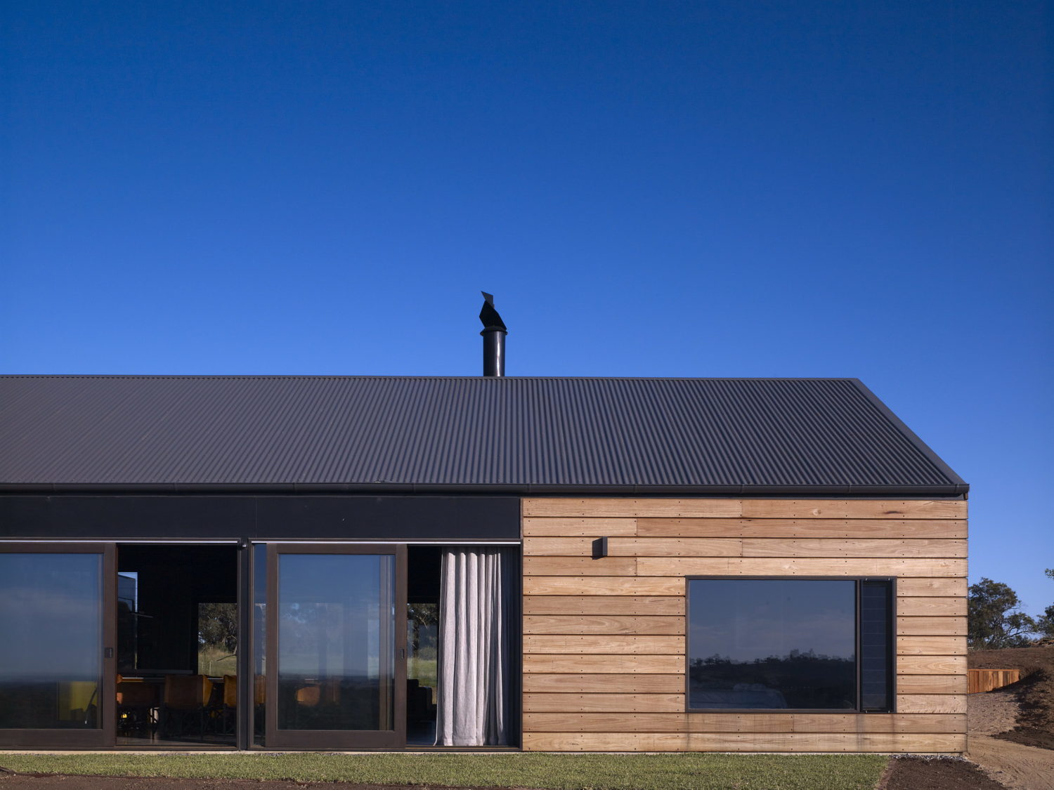 The Hill Plain House by Wolveridge Architects