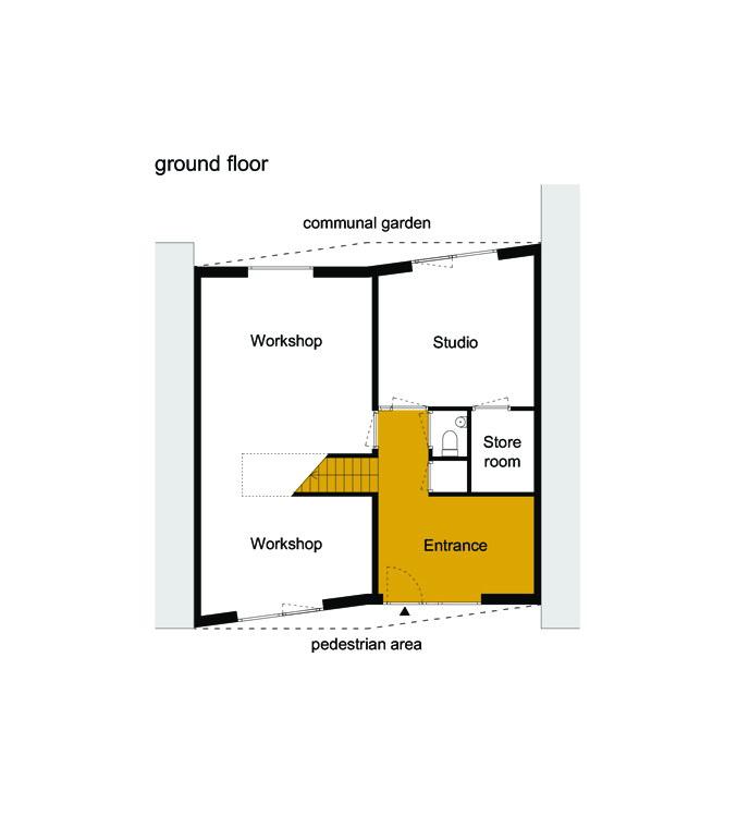 House NL III Two-Story House by GAAGA