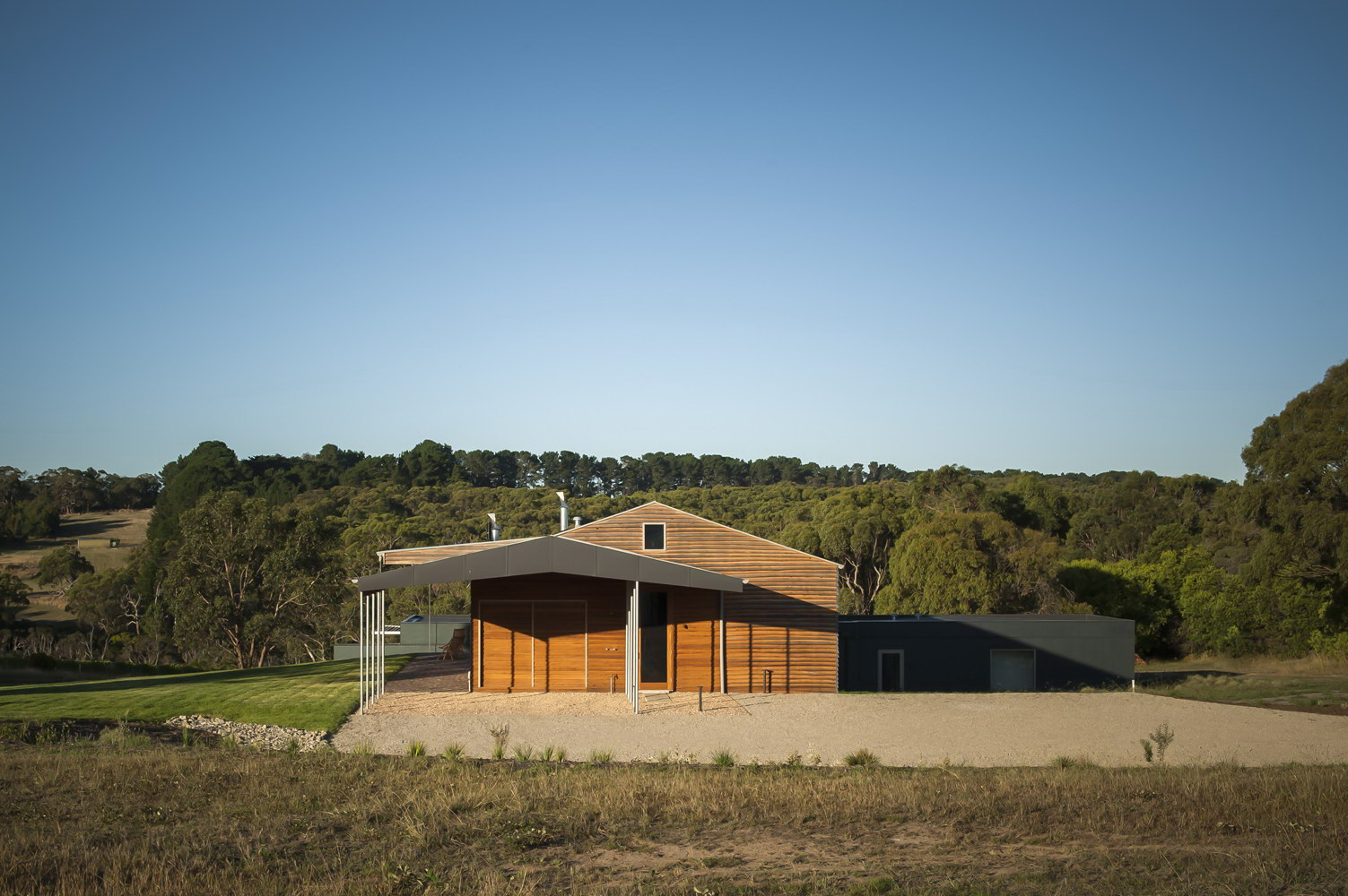 Journey | Vineyard Property by Honeyman + Smith