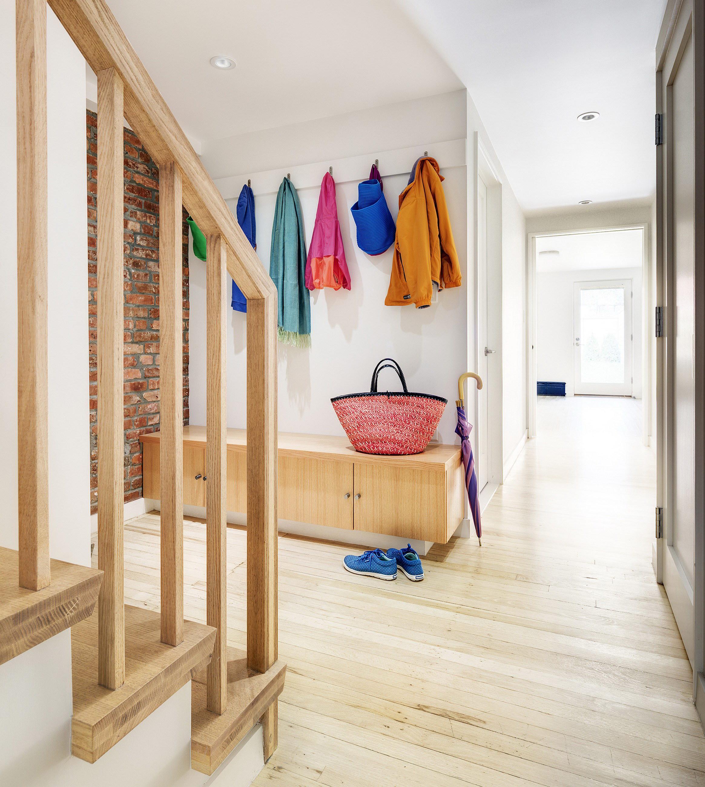 Narrow House Renovation by BFDO Architects pllc
