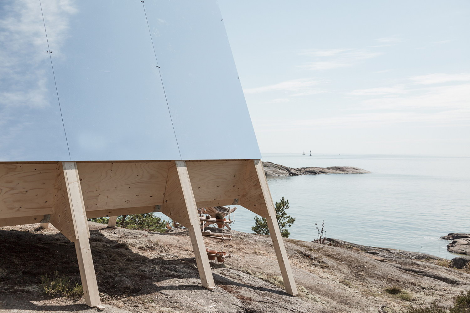 Nolla Cabin   A-frame Holiday Home in Finland
