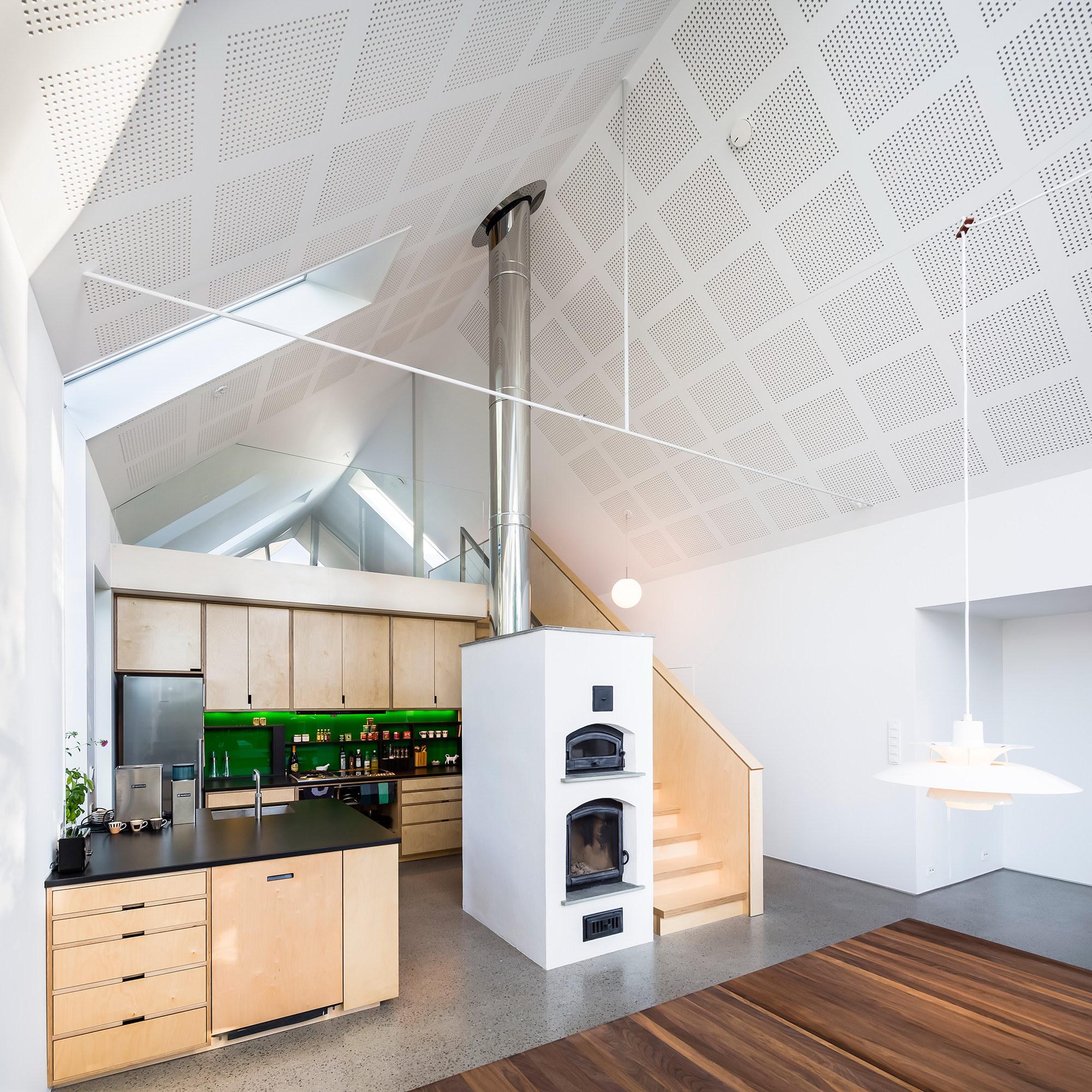 Øvre Tomtegate 7 | Farmhouse Extension by LINK Arkitektur