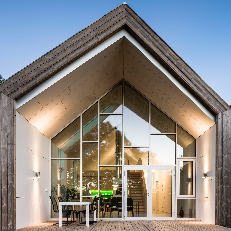Øvre Tomtegate 7   Farmhouse Extension by LINK Arkitektur