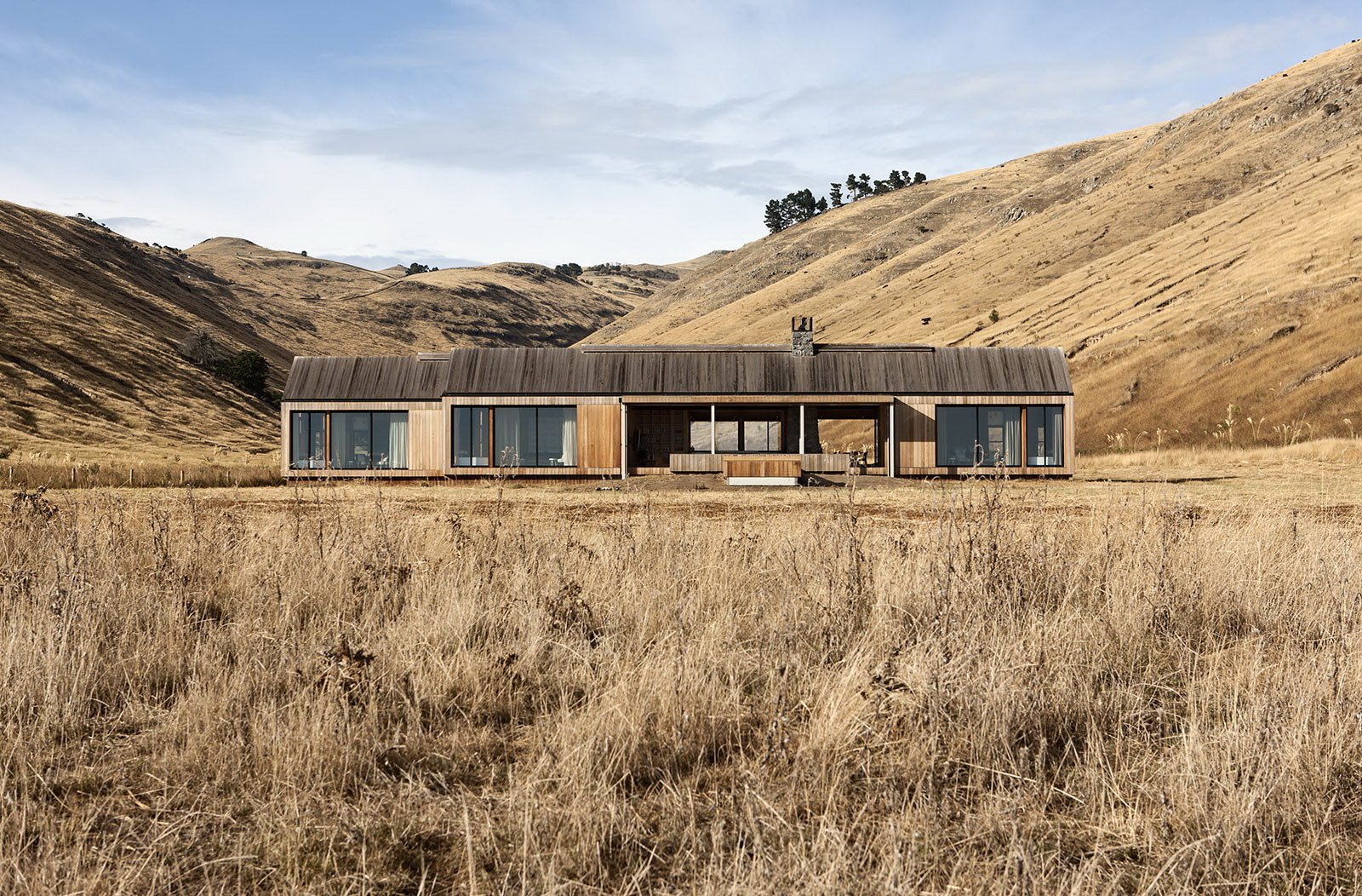 Scrubby Bay House by Patterson Associates