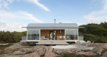 Summer Houses in Slavik by Fahlander Arkitekter