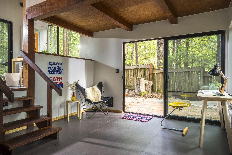 The Sea Ranch Cabin by Framestudio