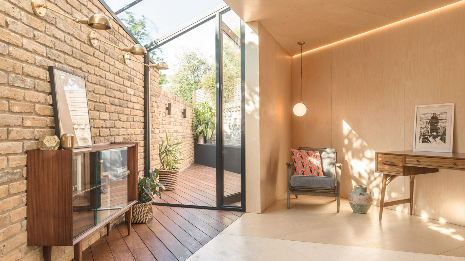 The Triangle | Backyard Study Extension