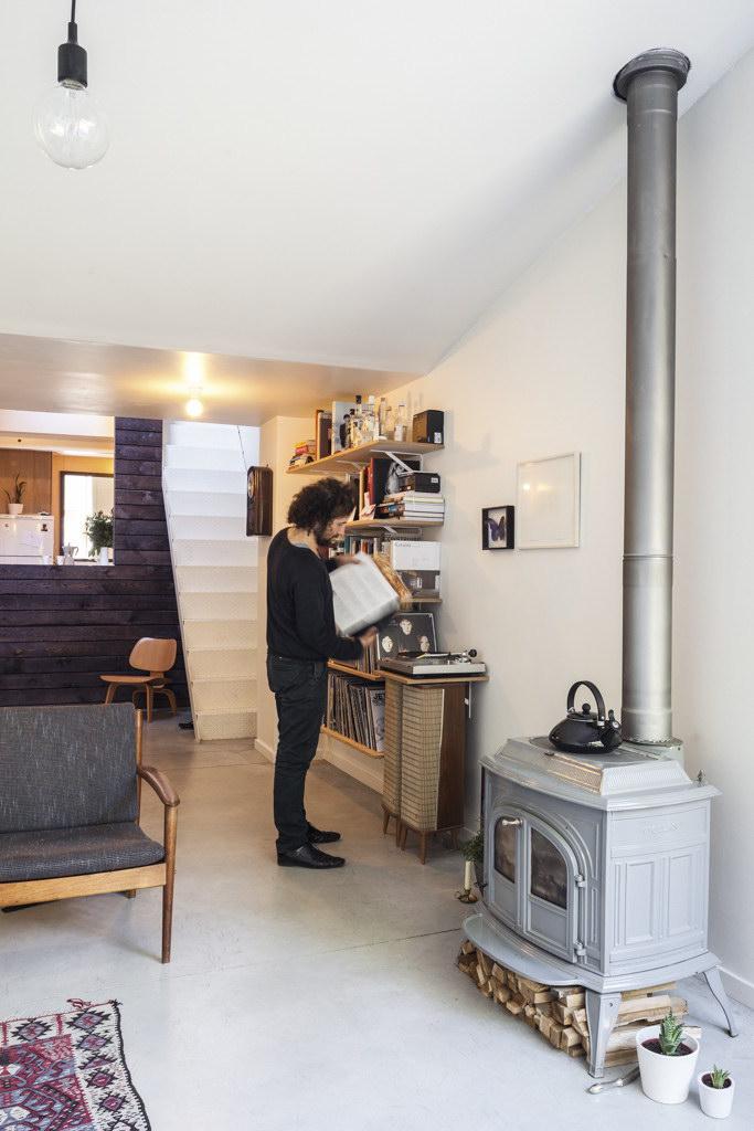 Tijl & Indra | House Renovation by Atelier Vens Vanbelle