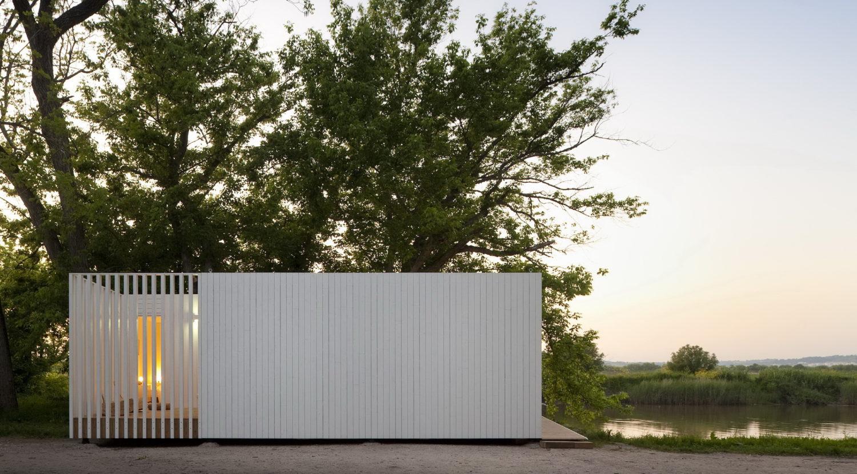 Treehouse Riga | Modular Houses by Appleton & Domingos