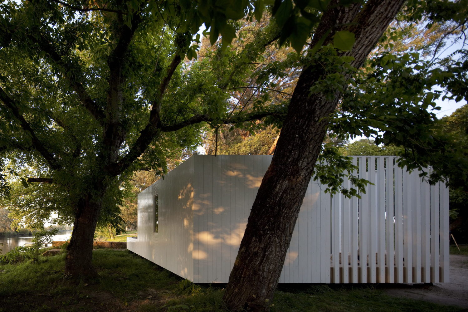 Treehouse Riga | Modular Houses by Appleton & Domingos