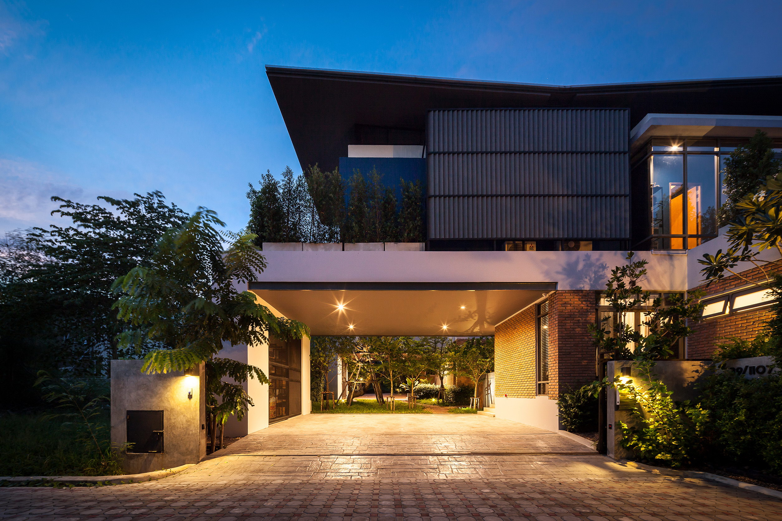 Two Houses at Nichada by Alkhemist Architects