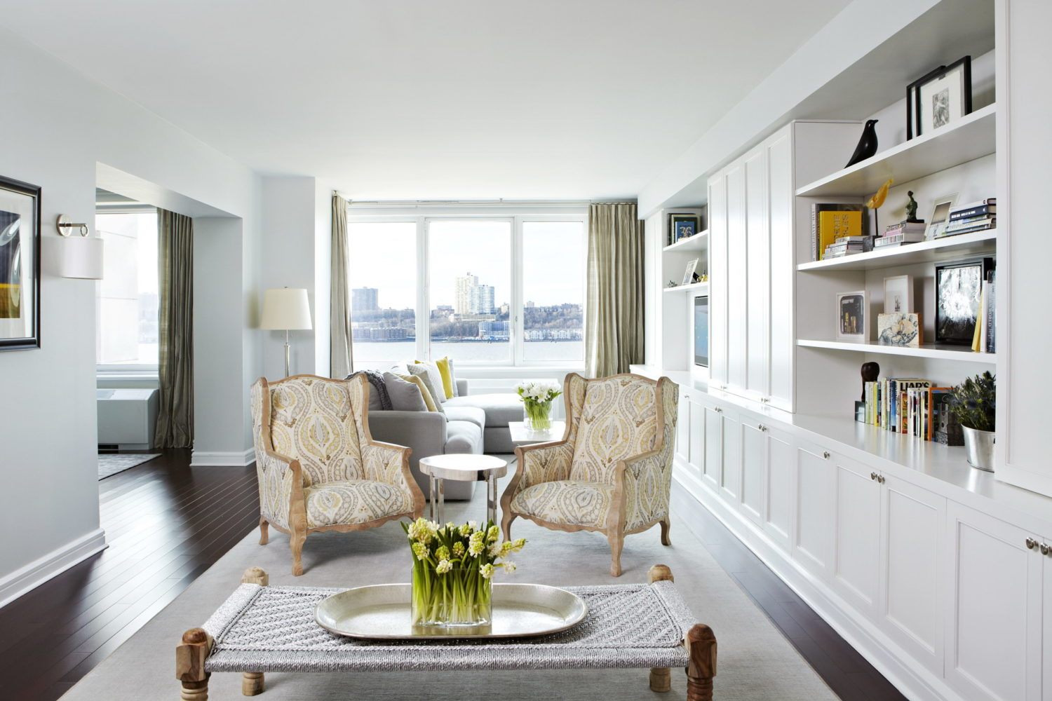 Upper West Side Waterfront Apartment