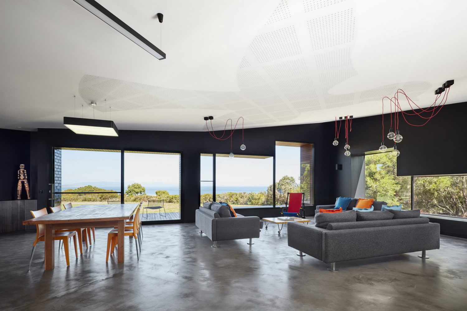 Waratah Bay House by Hayne Wadley Architecture