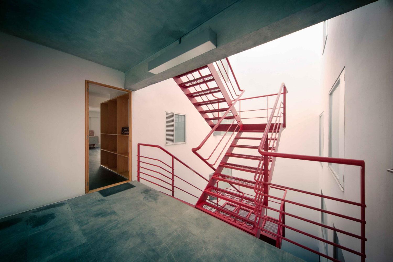 Yacatas 475   Multi-Unit House by EDAA