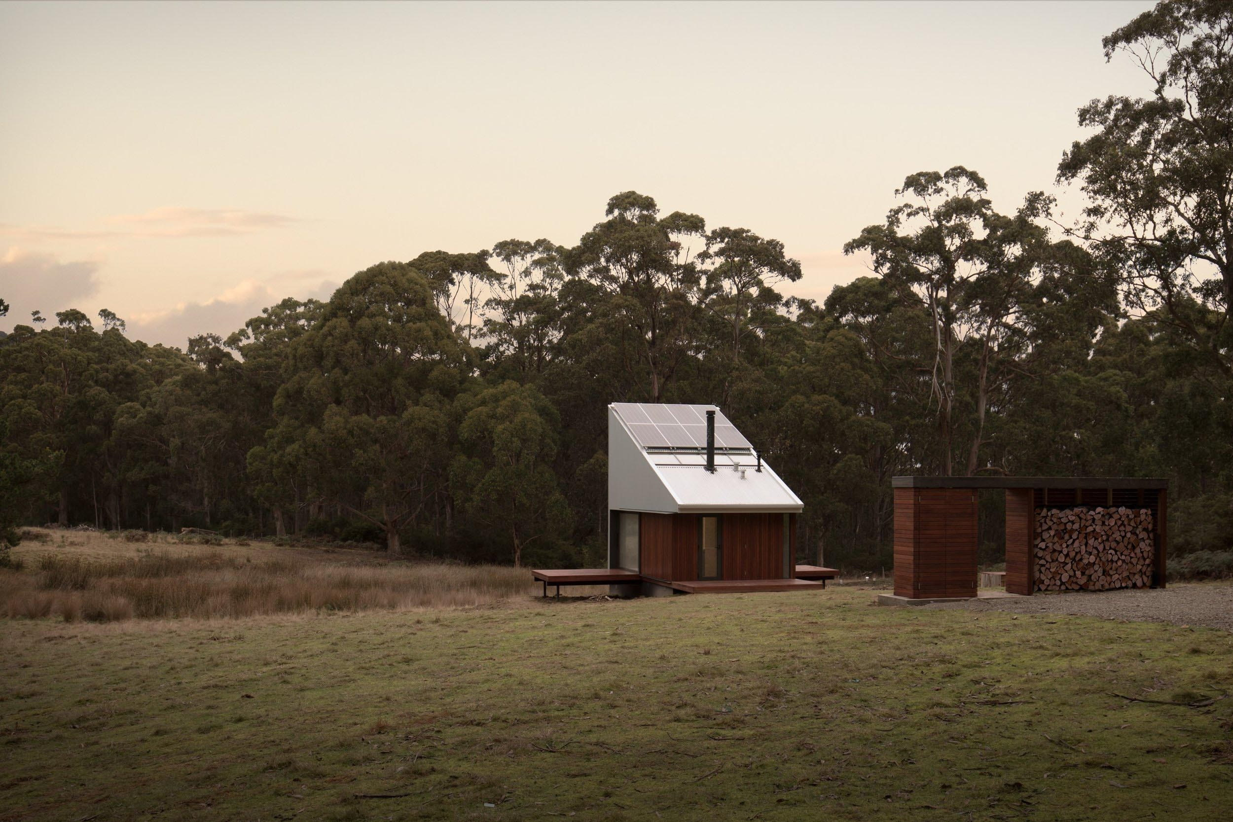 Bruny Island Hideaway   Holiday Cabin by Maguire and Devine Architects