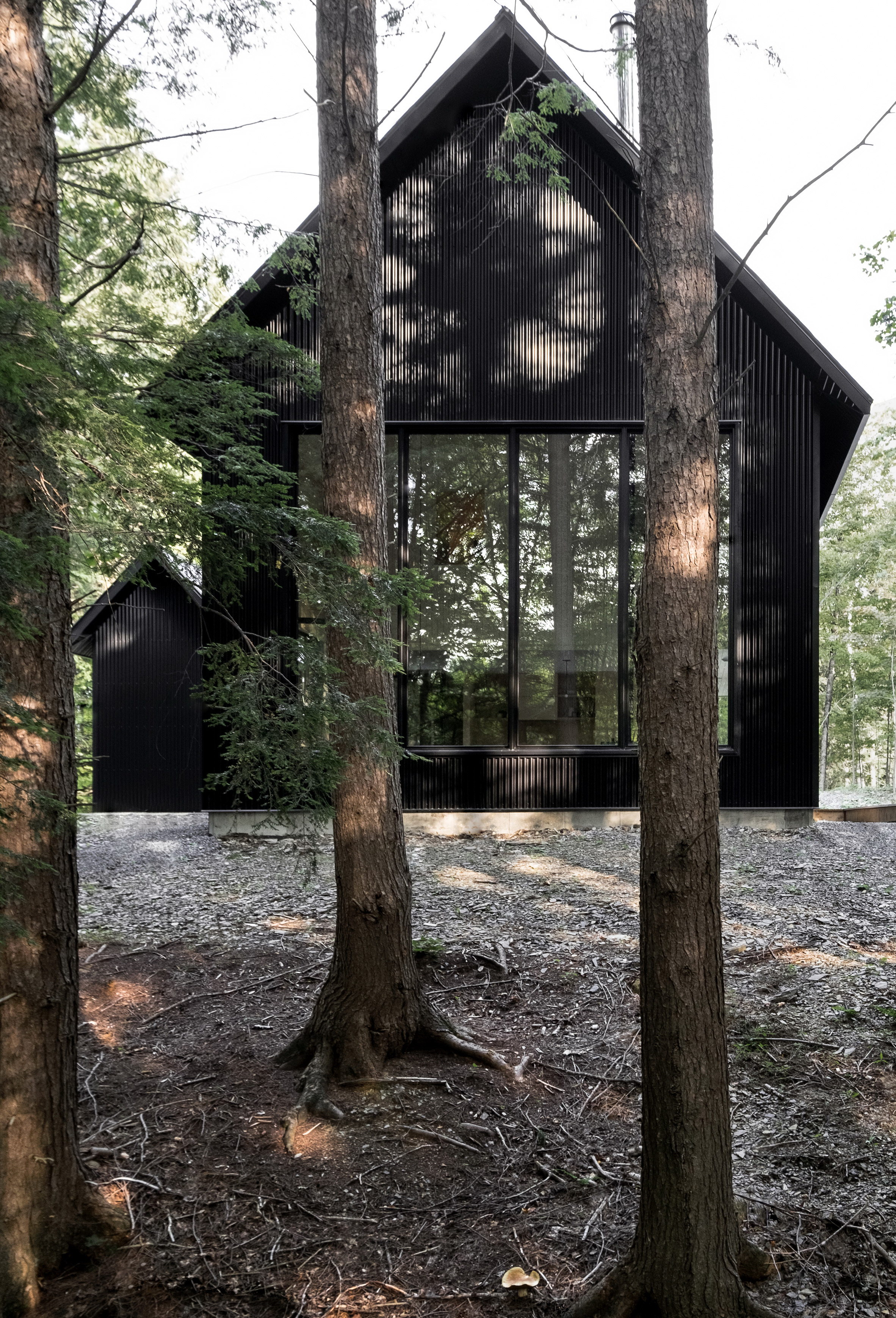 Chalet Grand-Pic by Appareil Architecture