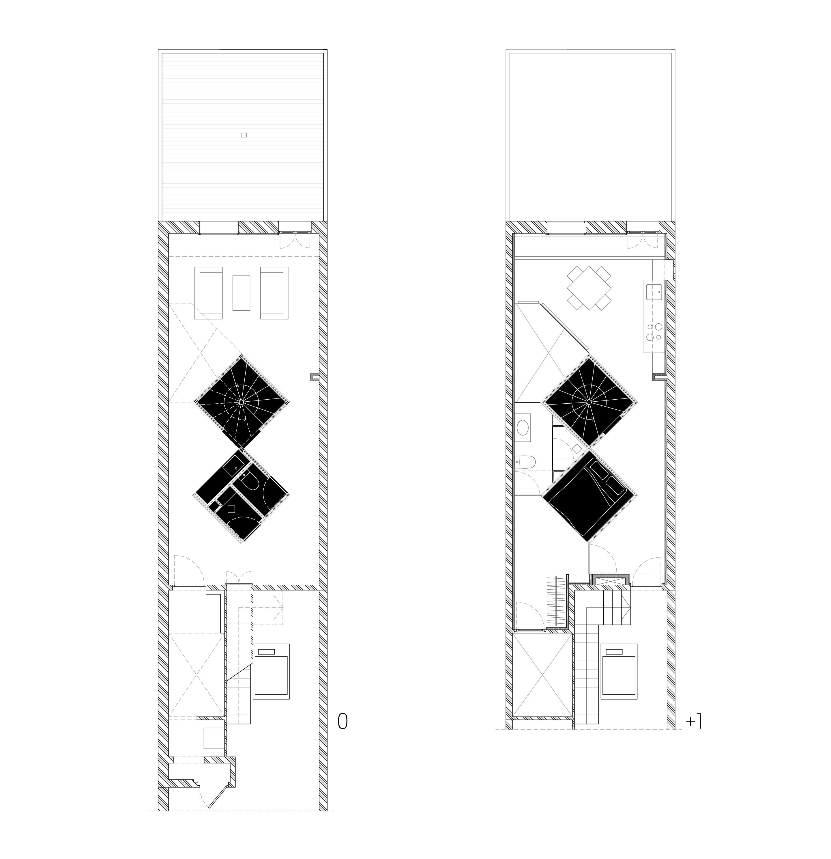 Duplex Tibbaut by Raúl Sánchez Architects