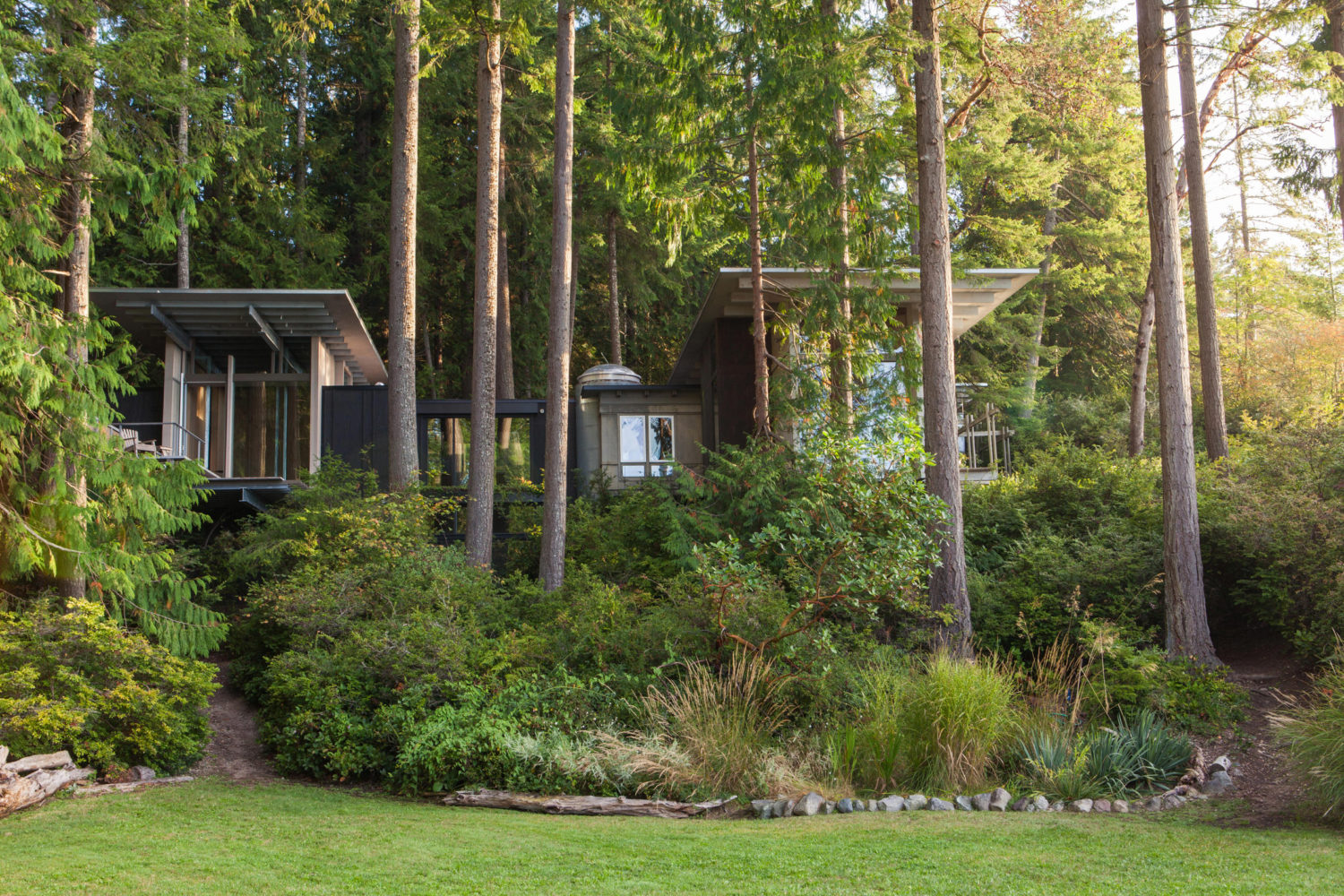 Expanded Cabin at Longbranch by Olson Kundig