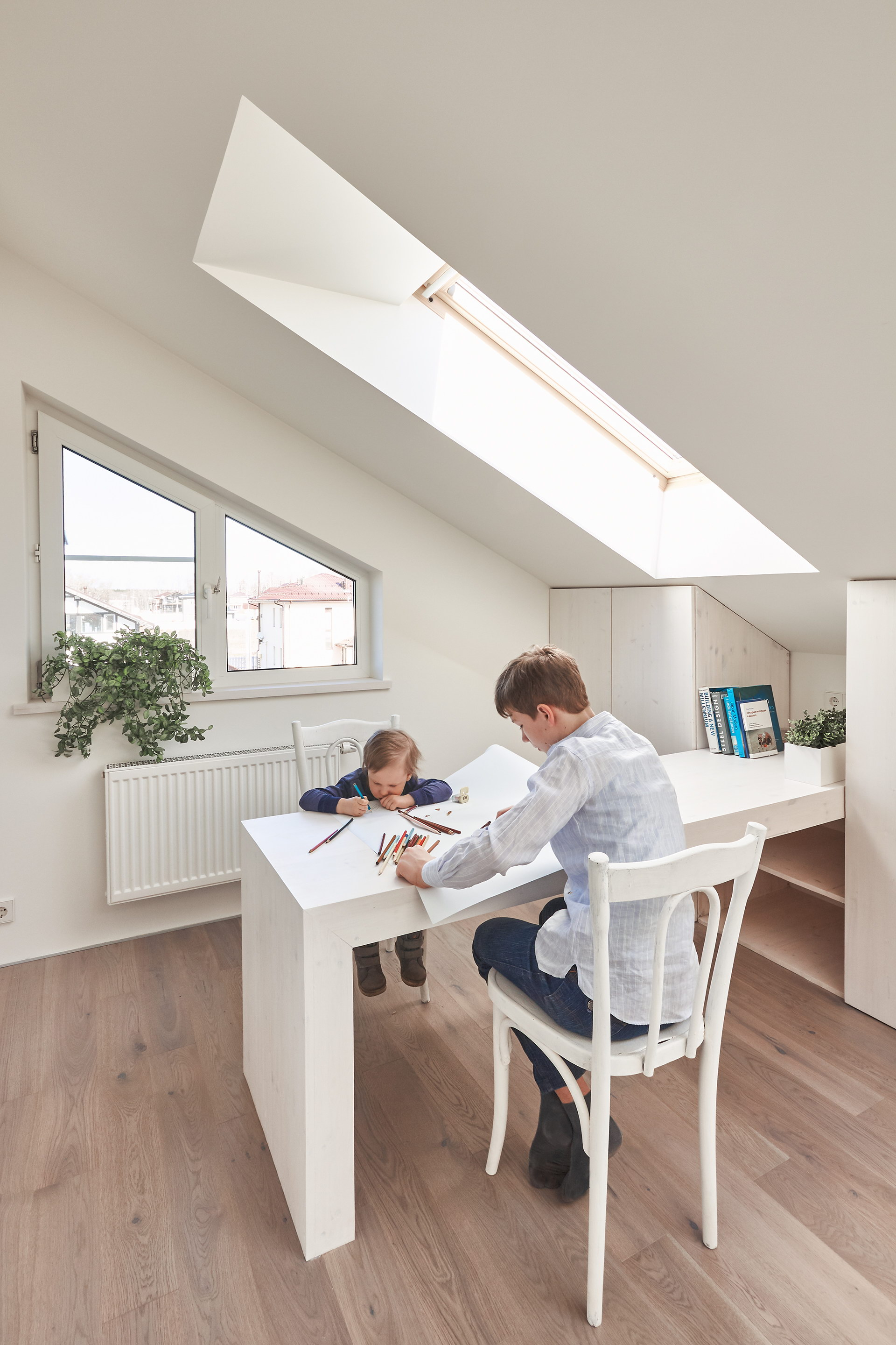 Family House Renovation by Ruetemple