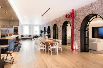 Franklin Street Loft by Raad Studio