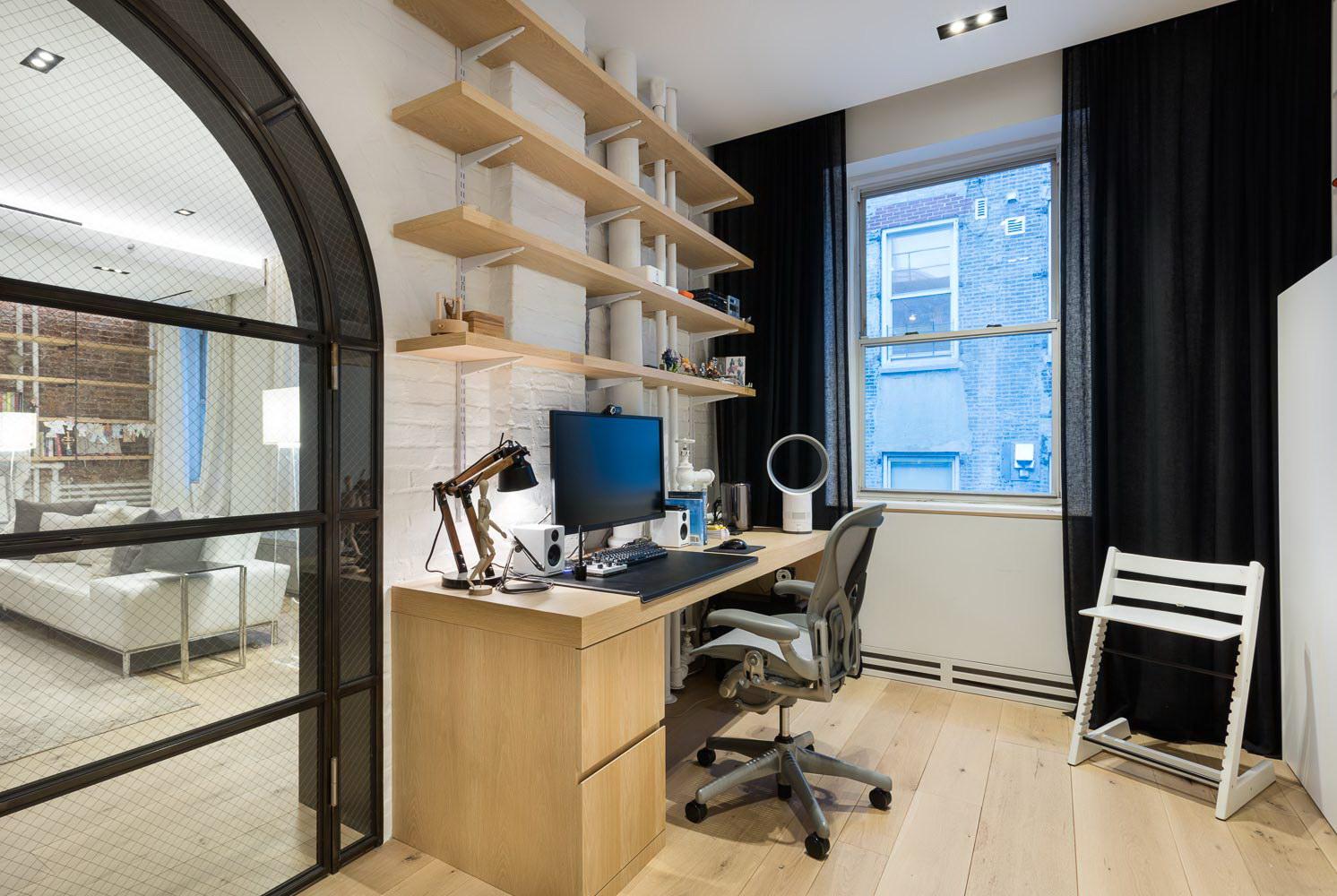 Franklin Street Loft by Raad Studio