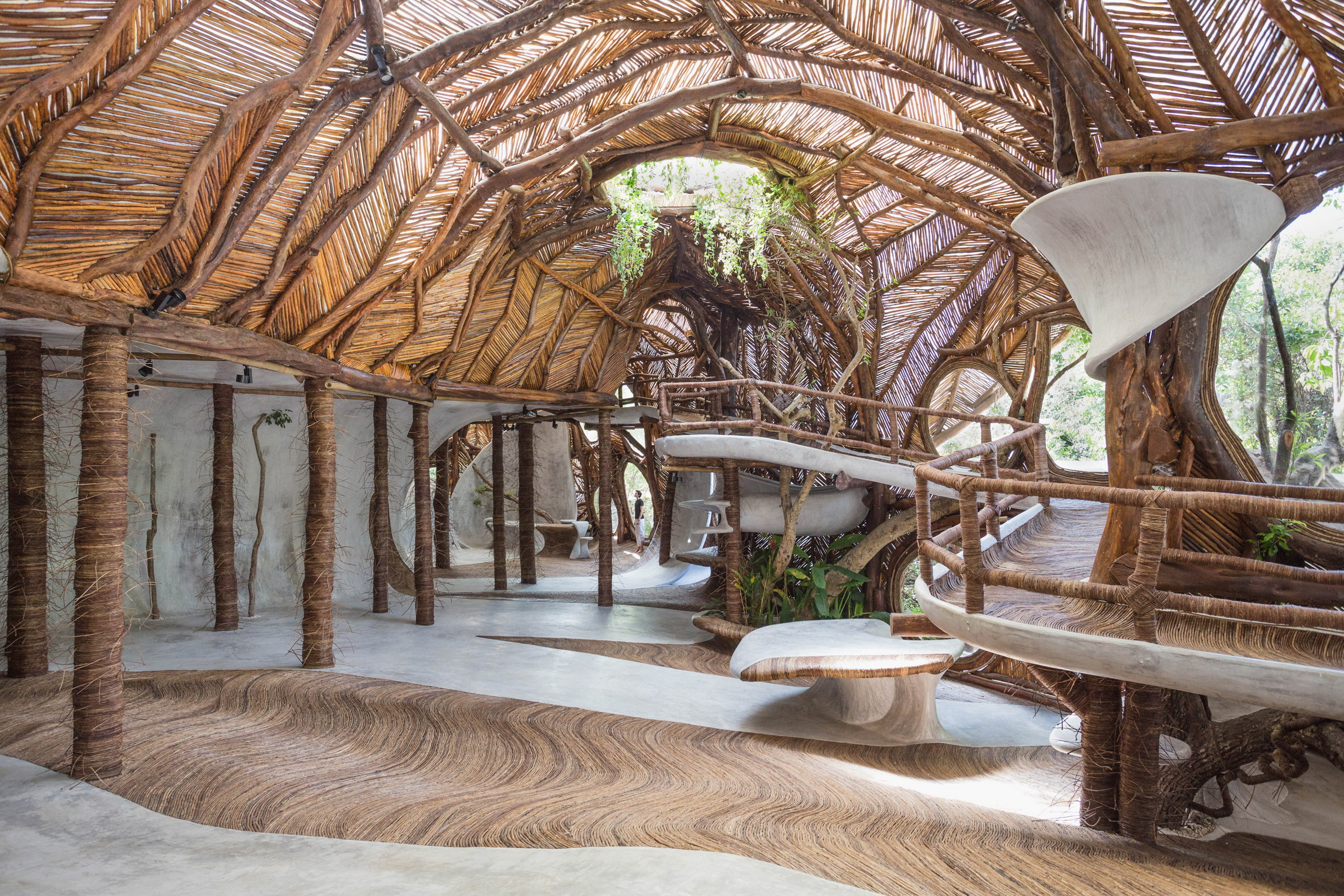 IK LAB   Eco-Conscious Art Gallery