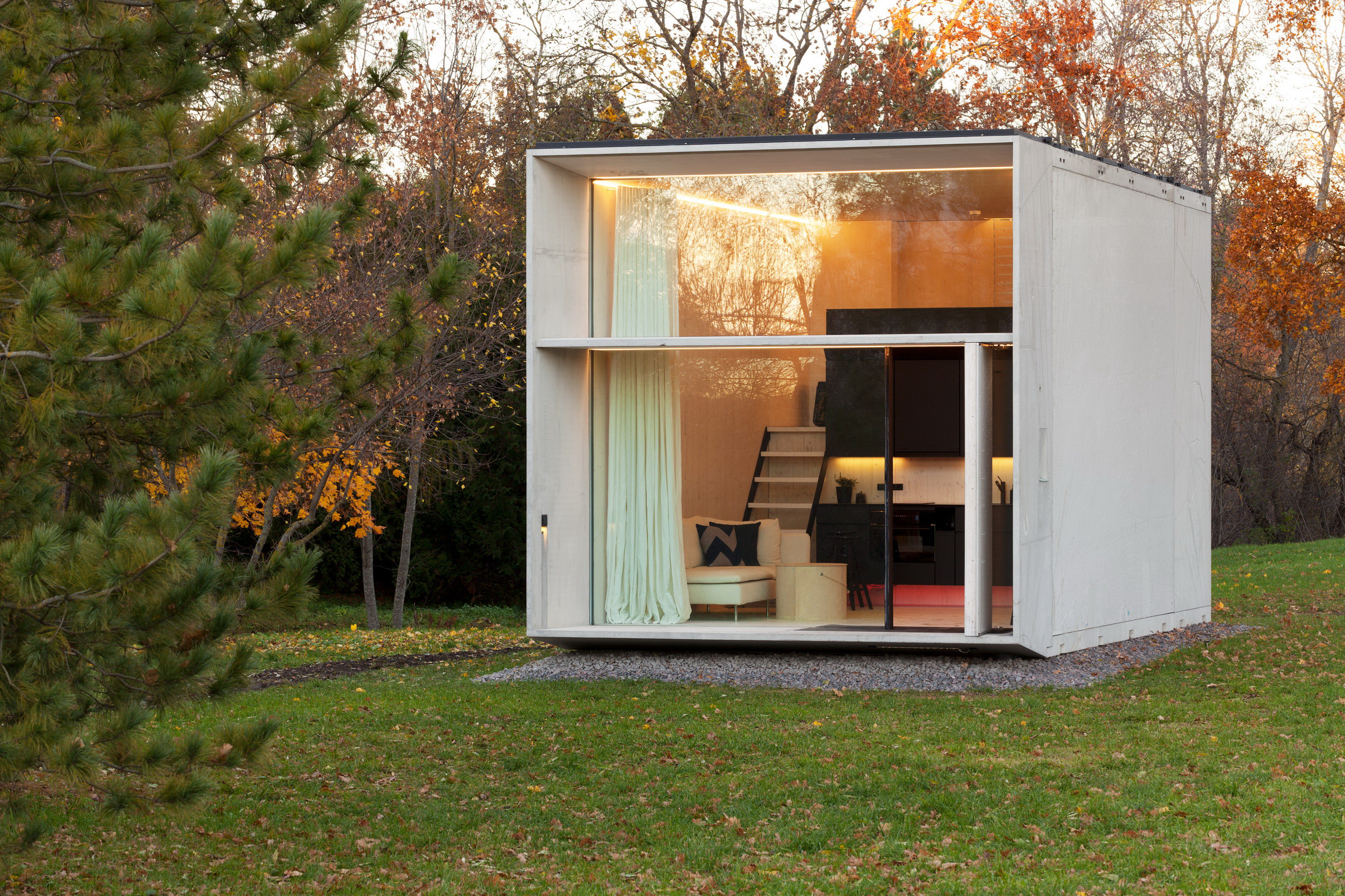 KODA | Prefabricated Tiny House by Kodasema