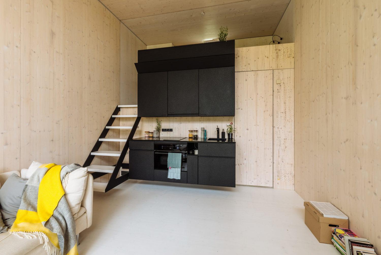 KODA | Prefabricated Tiny House by Kodasema