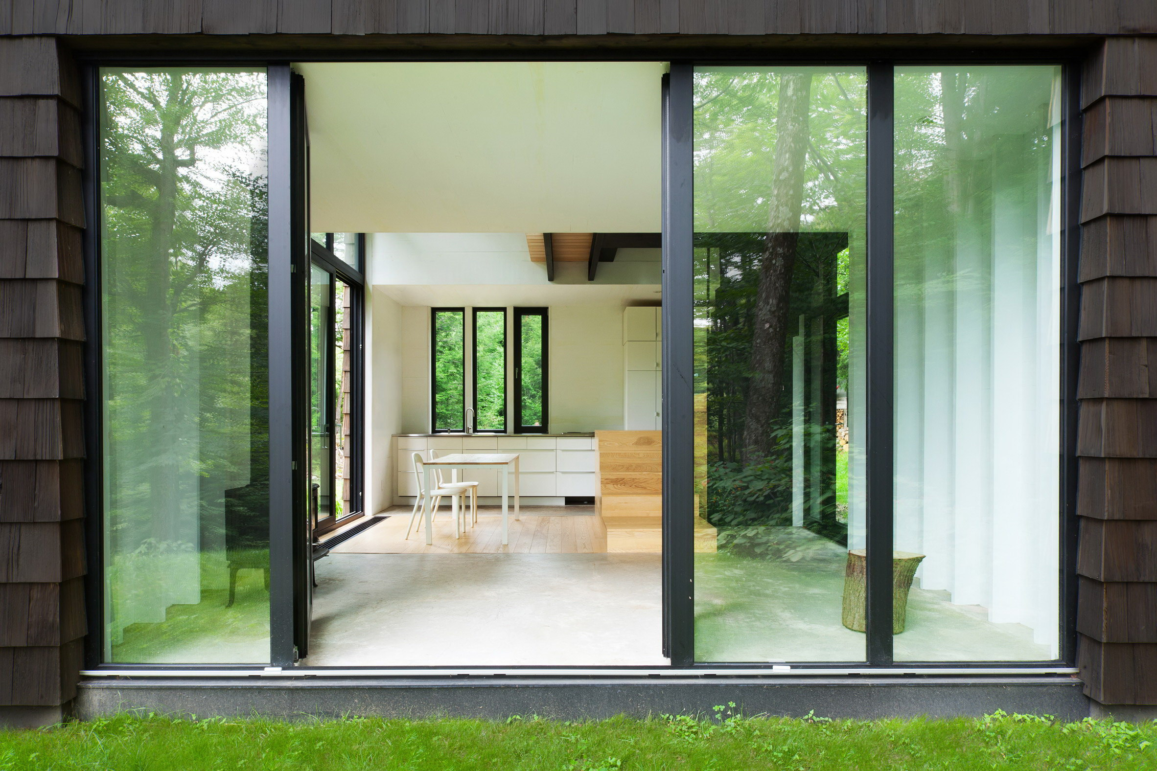 La Colombière | Dovery | Forest Refuge by YH2