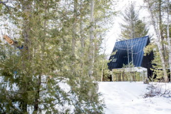 Lake Cottage | Small Cabin by UUfie