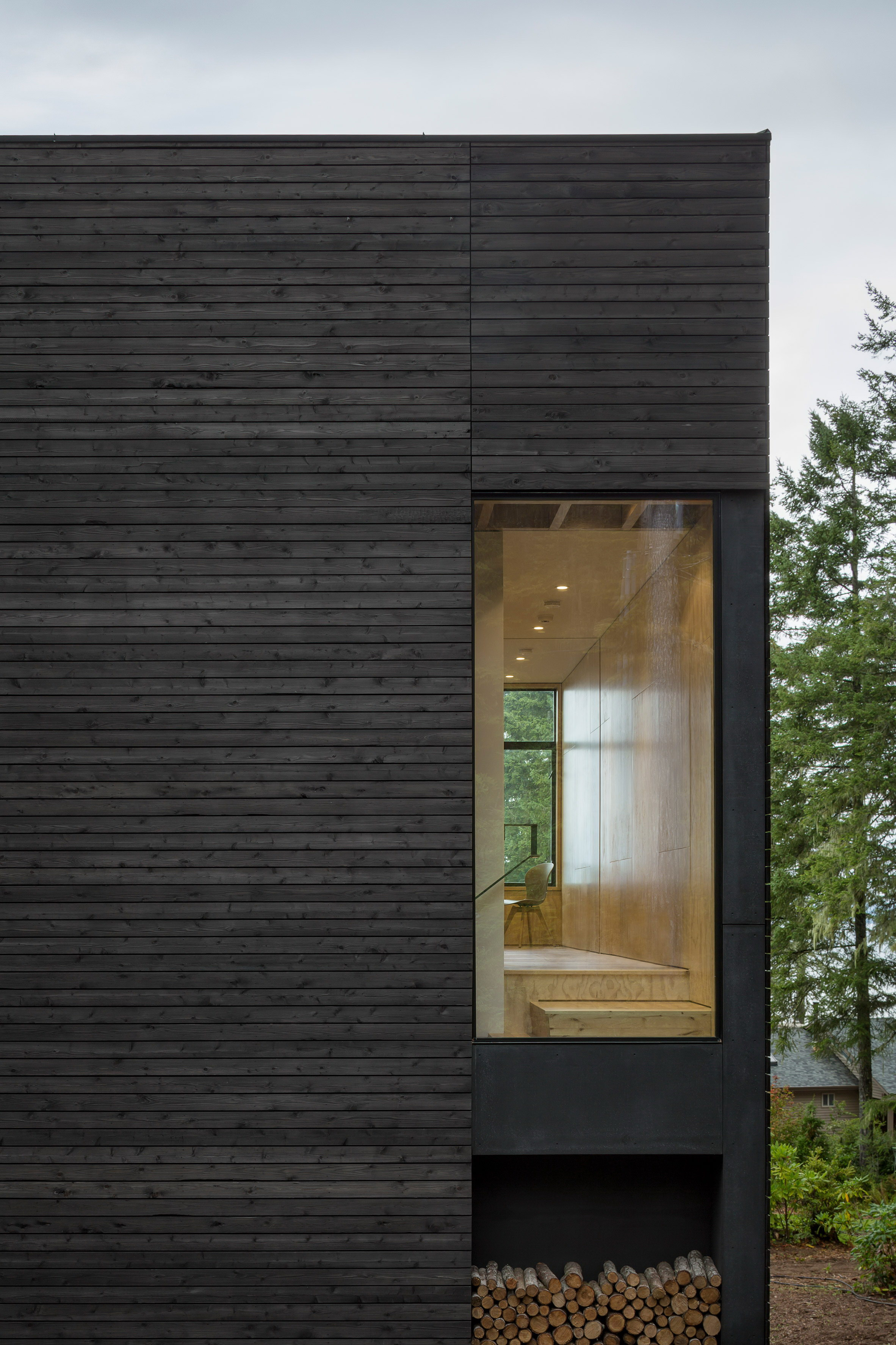 Little House   Black Cabin by MW Works