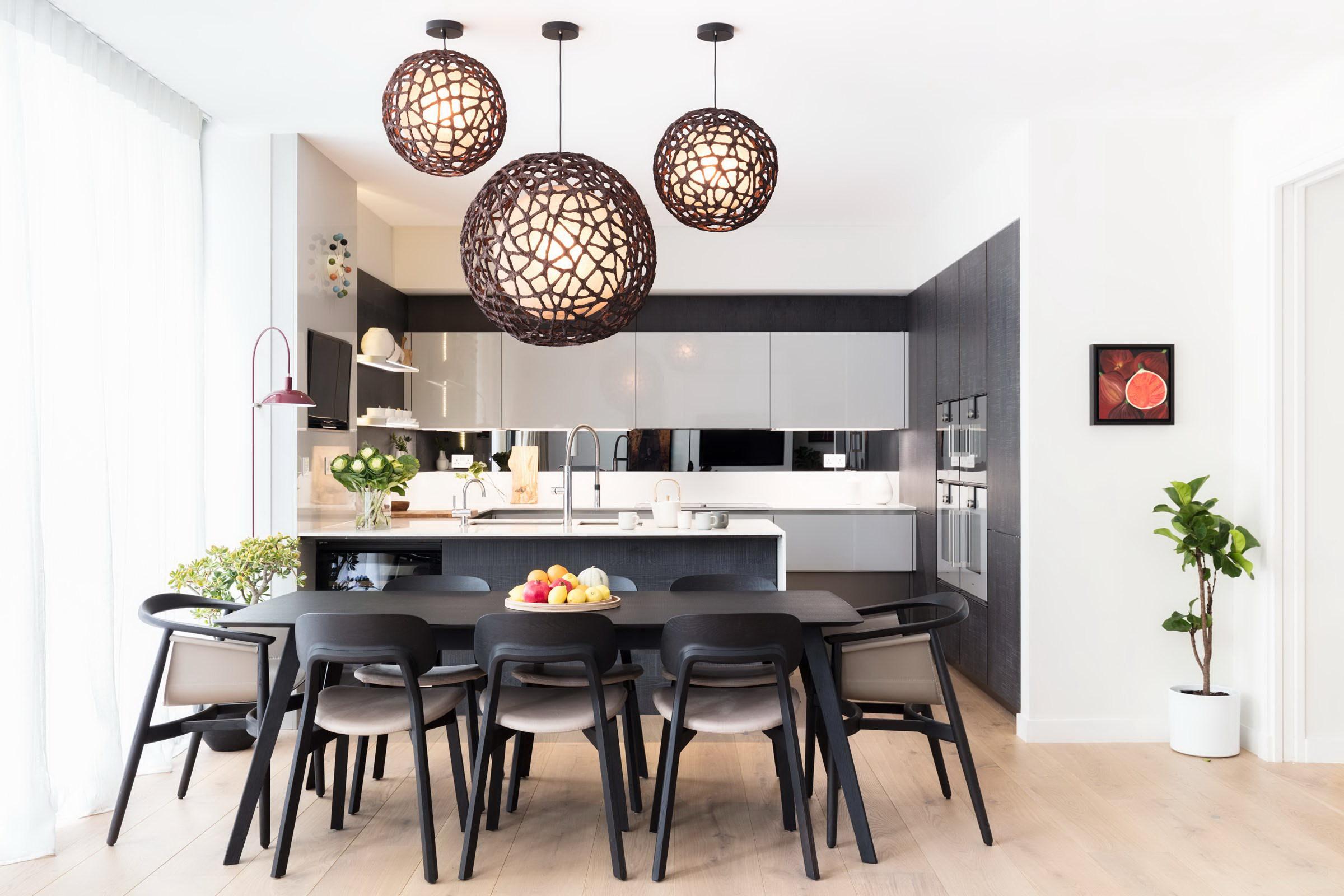 Modern New Home in London by Black & Milk