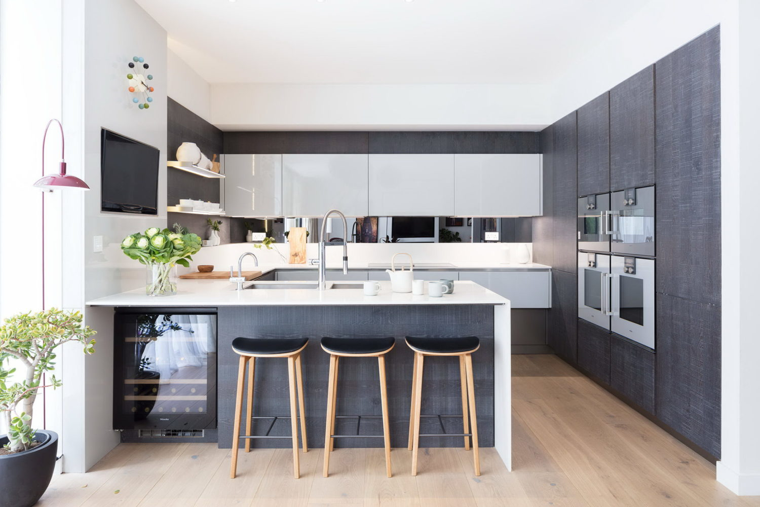 Modern New Home in London by Black & Milk