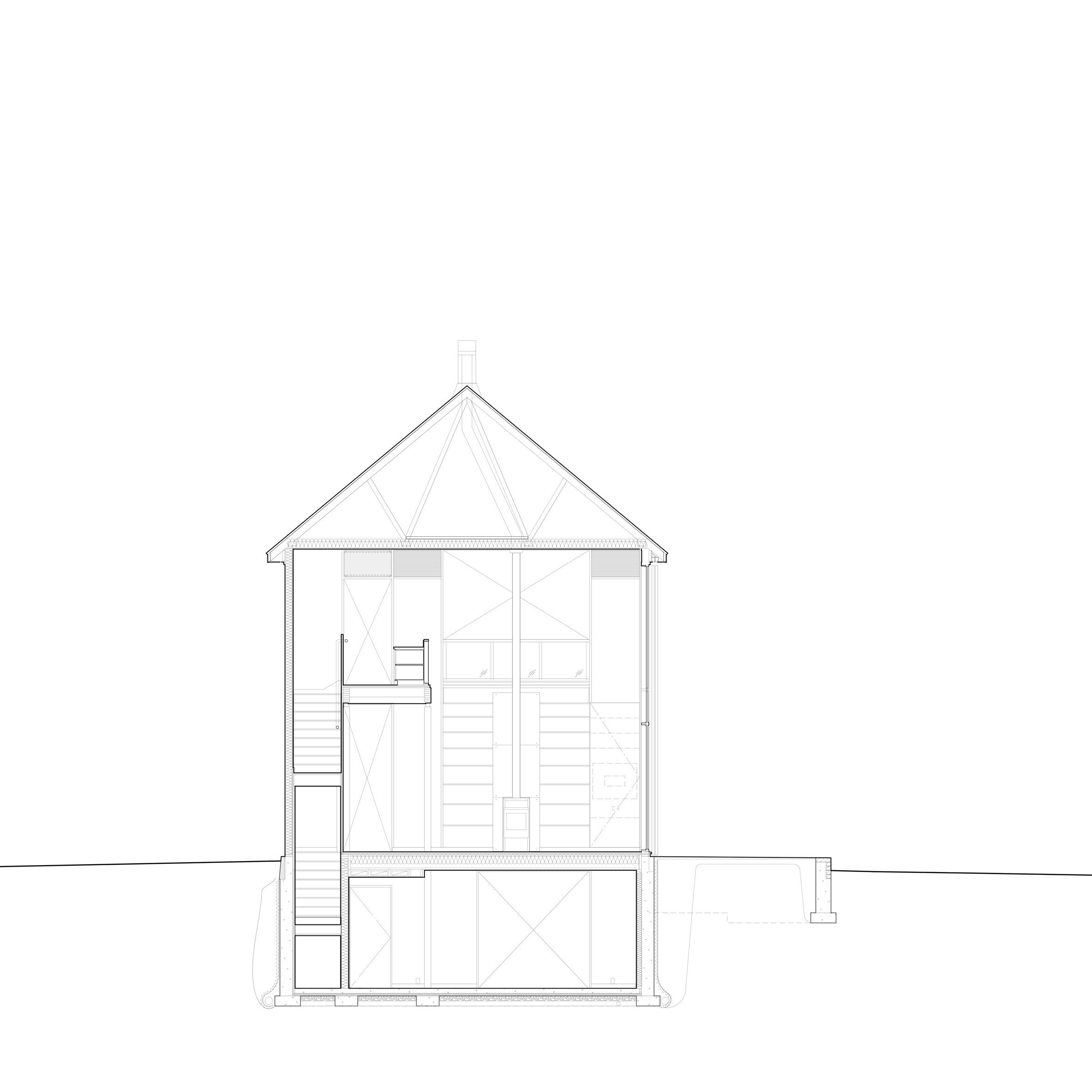 Pennsylvania Farmhouse by Cutler Anderson Architects