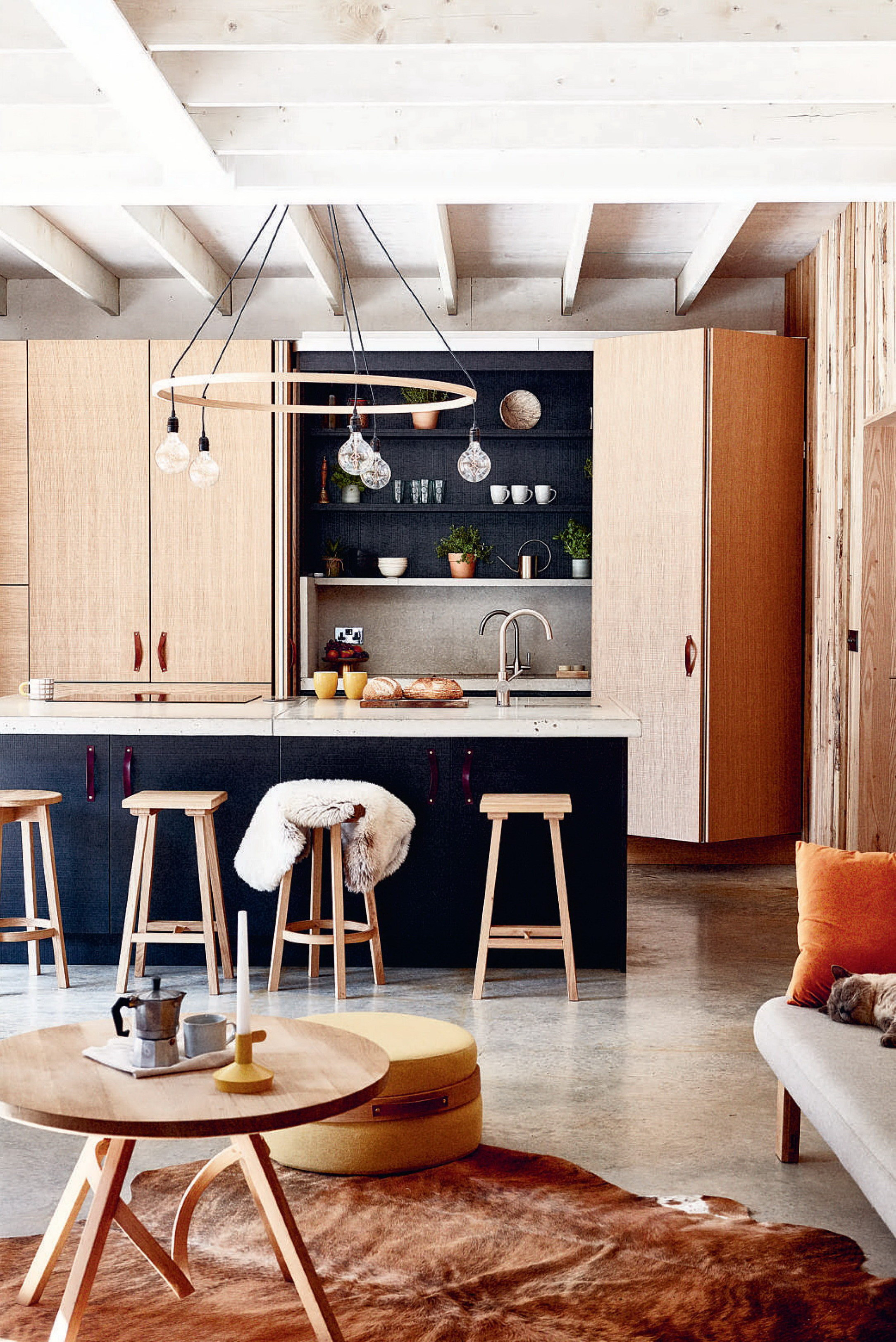 Unique Family Home by Tom and Danielle Raffield