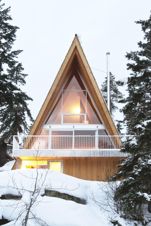 Whistler Cabin by Scott & Scott ArchitectsWhistler Cabin by Scott & Scott Architects