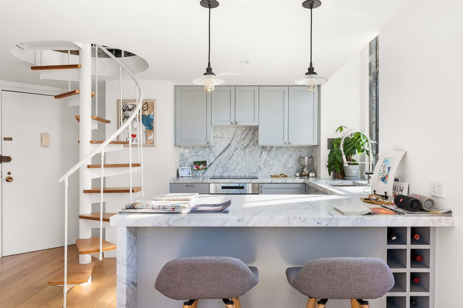 A Greenwich Village Loft by Sweeten